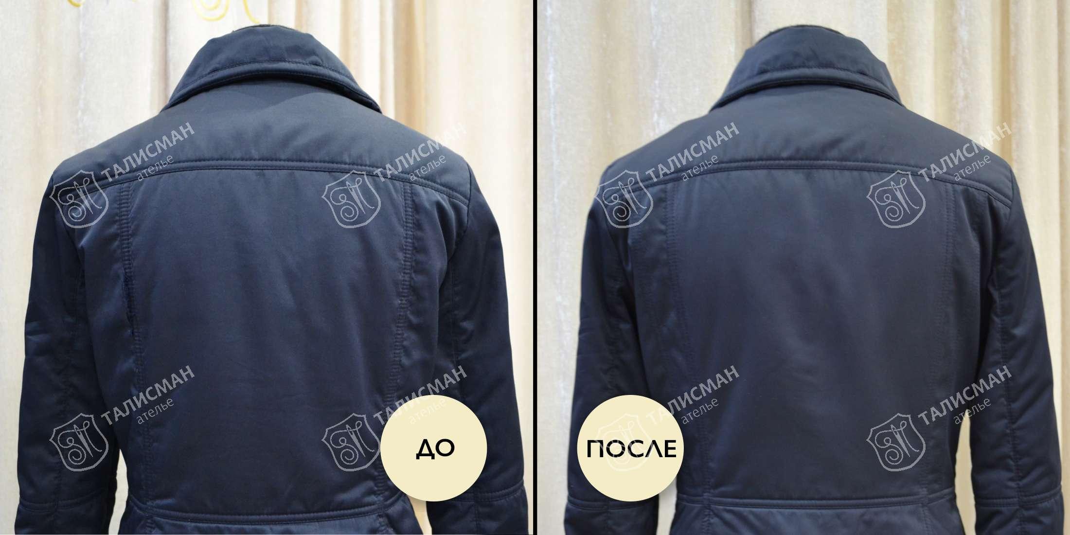 bc683efada7 Ателье по ремонту курток в Москве - ремонт болоневых курток из полиэстера в  ателье Талисман